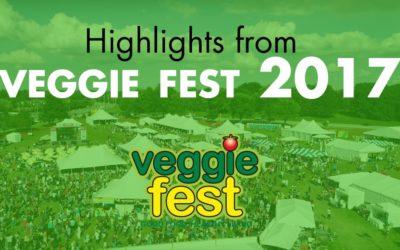Highlights from Veggie Fest 2017