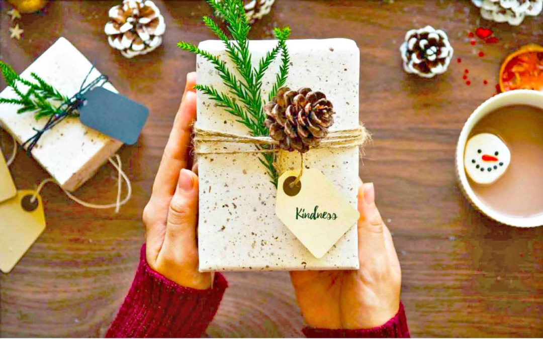Spreading Kindness as a Holiday Gift